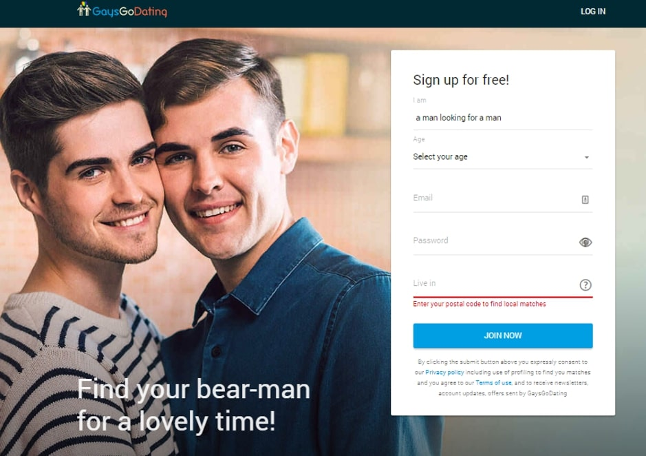 gaysgodating-registration
